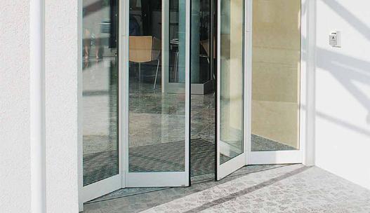 FFT Zglobna vrata