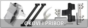 OKOVI I PRIBOR