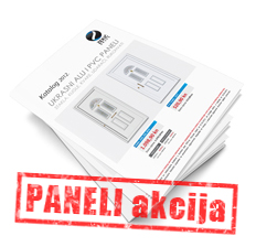 Akcijski katalog ALU i PVC panela