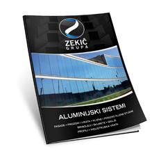 Katalog aluminijskih sistema NOVO!